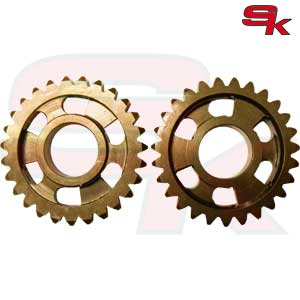 Gear, 4th Countershaft Z 27, TM 40501