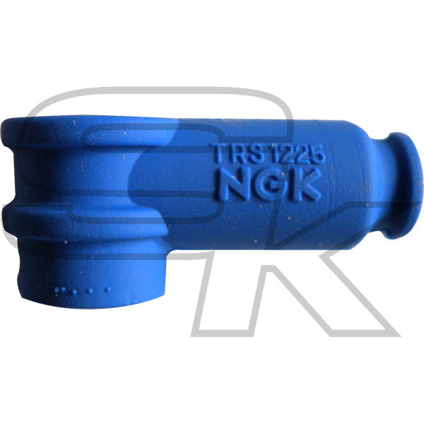 Cap for Spark Plug NGK - BRISK - BLUE