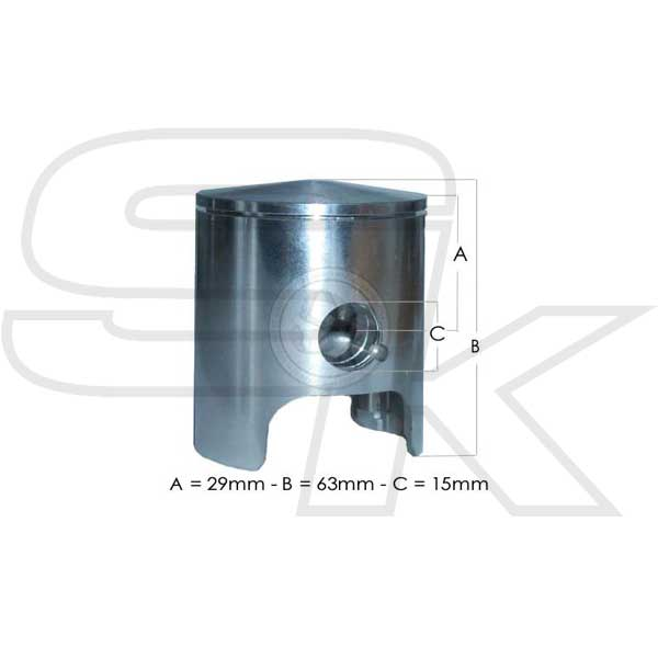 Piston for TM 144cc