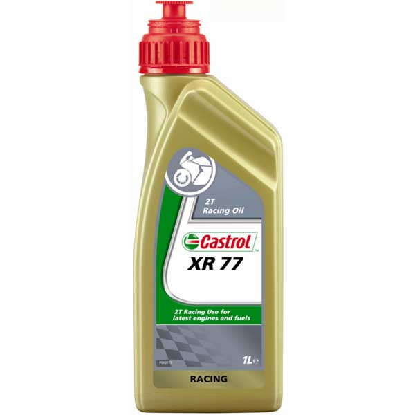 CASTROL XR 77 - 2T Racing Oil - Lt 1