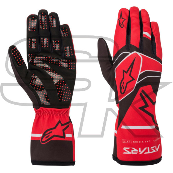 ALPINESTARS - Gloves - Tech 1 K race V2 2020 - RED