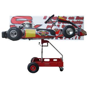 Kart Trolley - MAGIC UP by Superkart