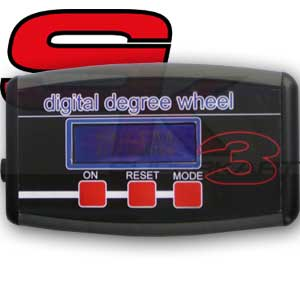 Technical information Digital Degree Wheel