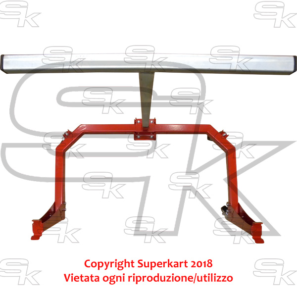 Vertical Kart Trolley by Superkart