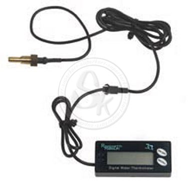 Digital Thermometer for Water Temperature