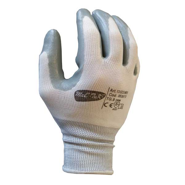 Pair of Gloves of polyurethane