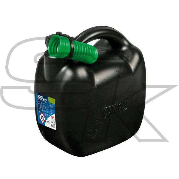 Fuel Tank for flammable liquids transport - BLACK
