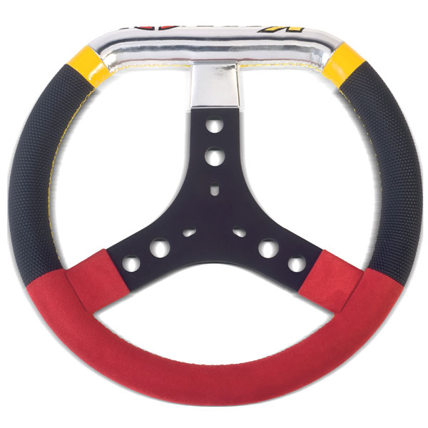 Covered Steering Wheel 345 mm Alcantara Lederfylon - Diesis