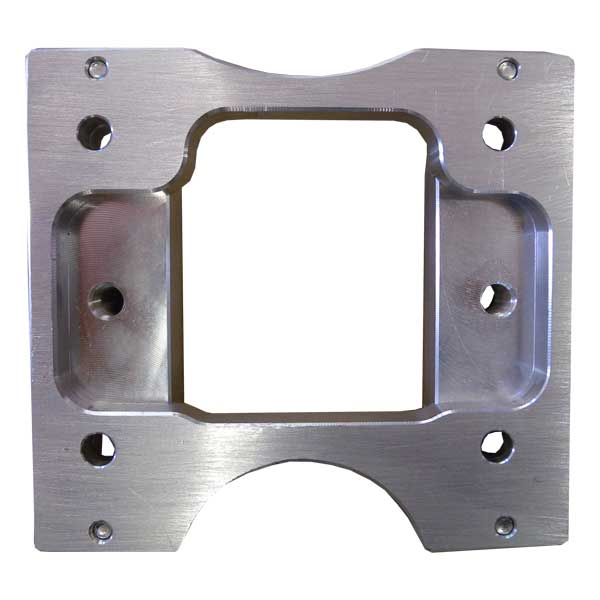 Engine Mount In Ergal For 60cc - ADJUSTABLE