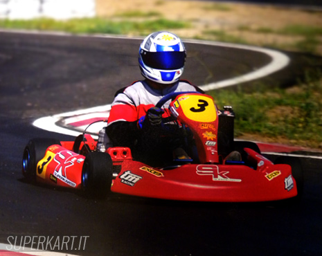 Superkart in Karting